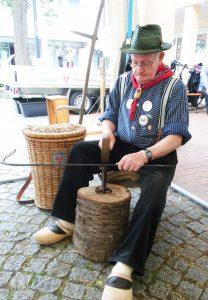 HVM beim Mettinger Dorffest 2017