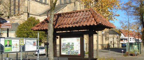 Info-Stand Heimatverein Mettingen