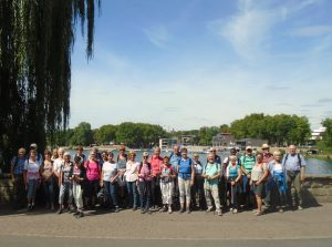 Wanderung in Münster
