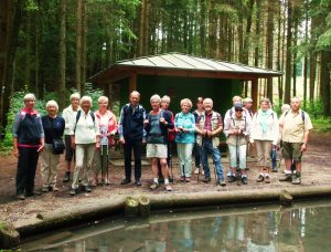 Wanderung um Wellingholzhausen